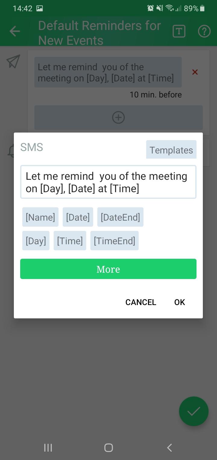 screenshot en gnomguru crm